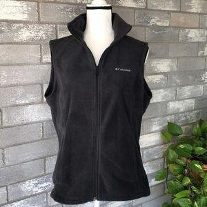 Columbia vest black size L